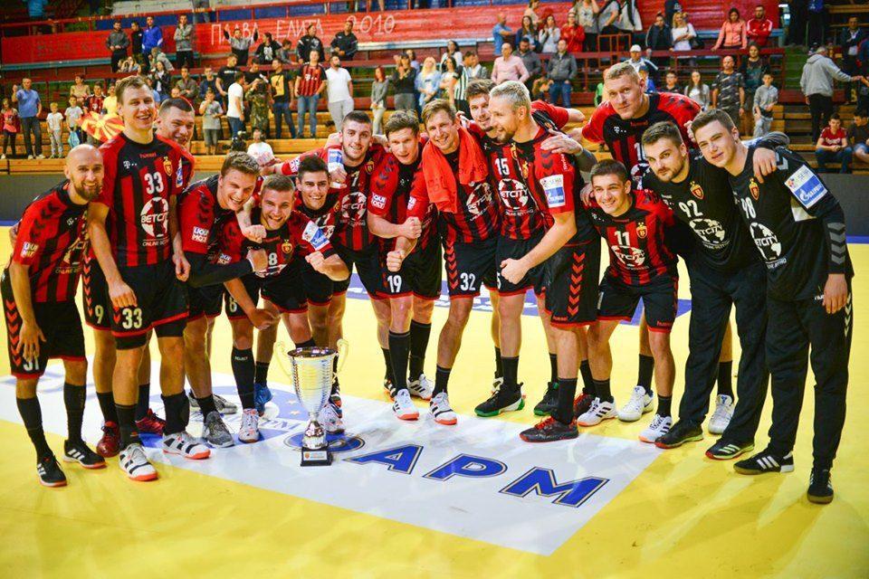 Vardar beats Nexe in the SEHA handball league