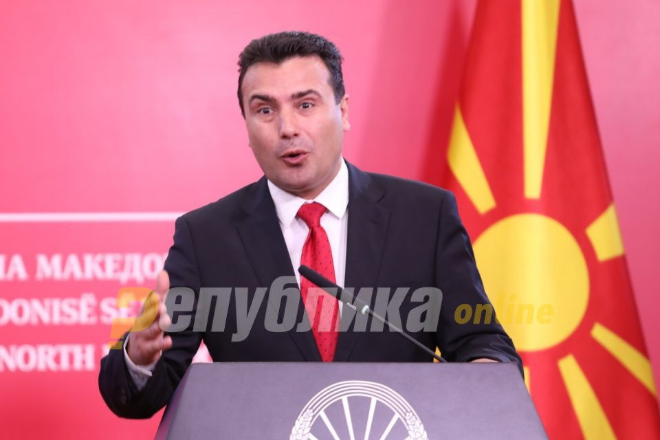 The picture without Zaev's pink eyeglasses – farmers without bread, racketeered businessmen, humiliated workers