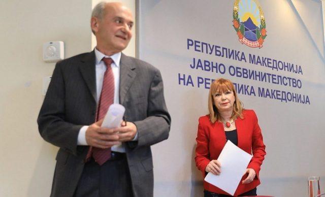 Mickoski calls out Public Prosecutor Joveski: He chose to serve Zaev