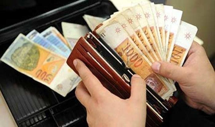 Monthly net wage in August 2019 was 25,127 denars