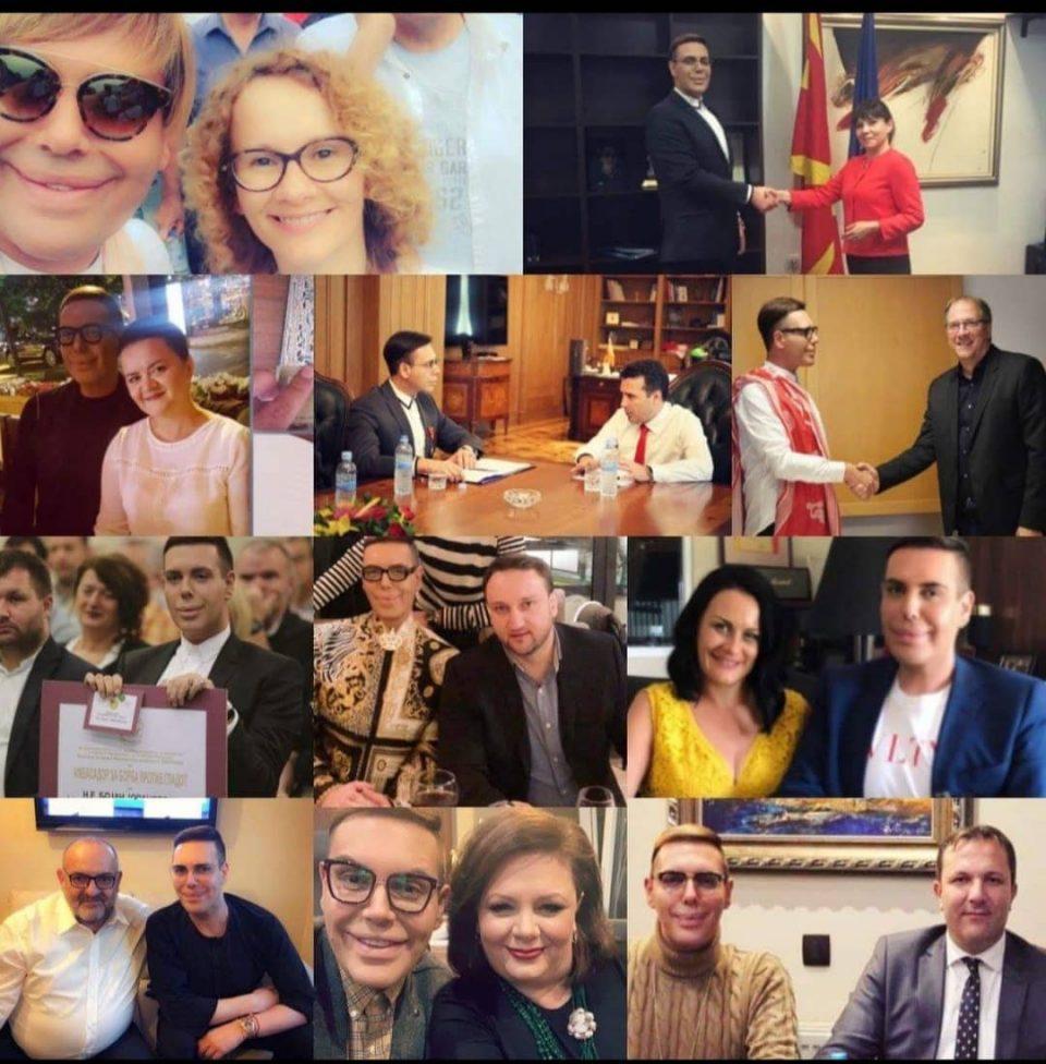 "Siljanovska: People with criminal ties talk about a ""new European start"""
