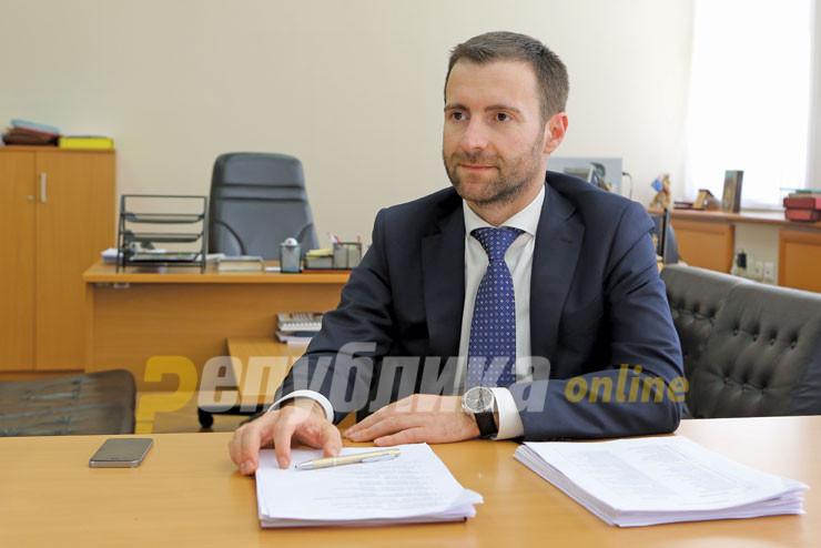 Dimovski proposes abolishing the proportional election system and adopting the US/UK model