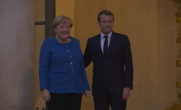 No word of any progress on enlargement after Merkel – Macron meeting