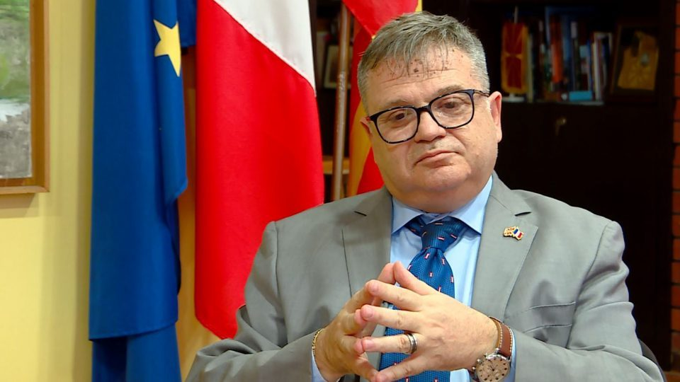 Thimonier: We are closely monitoring the situation in North Macedonia