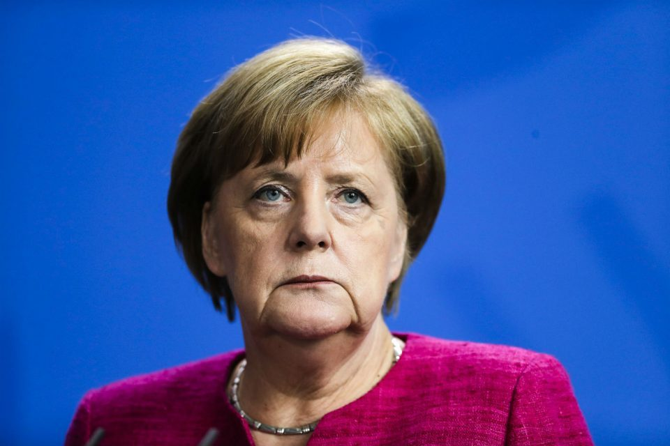 """Merkel's """"yes"""" also contains a big """"but"""""""