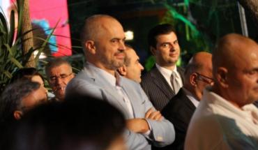 Rama snubbed Pendarovski in Tirana
