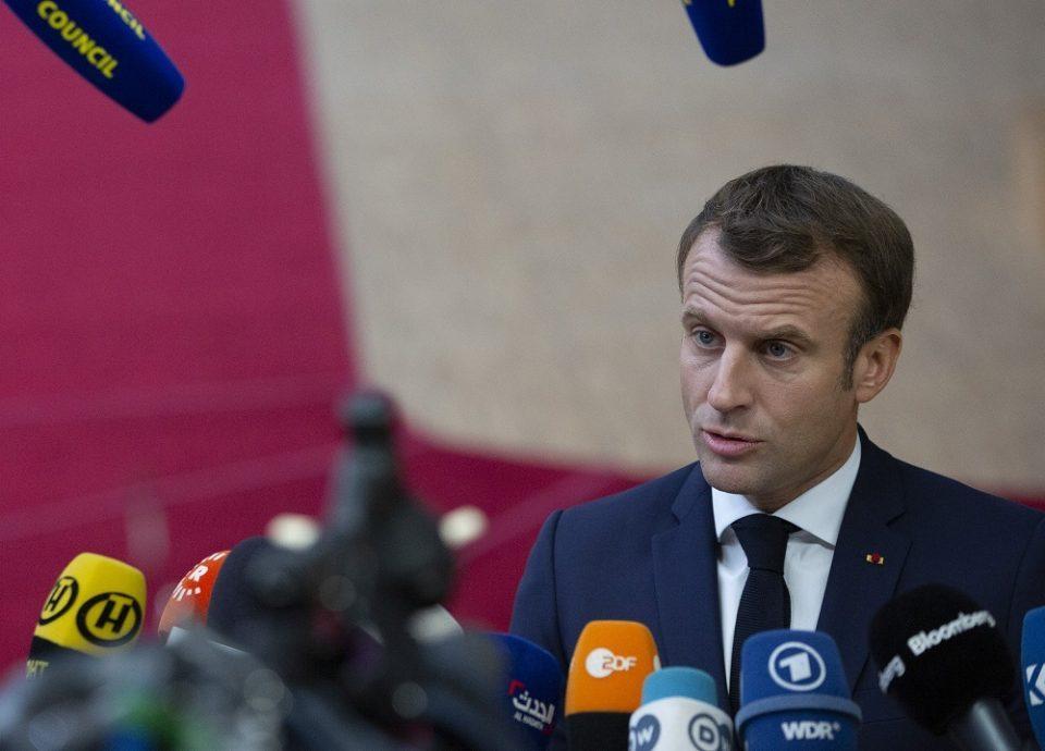 European leaders remain deadlocked in talks over Macedonia and Albania