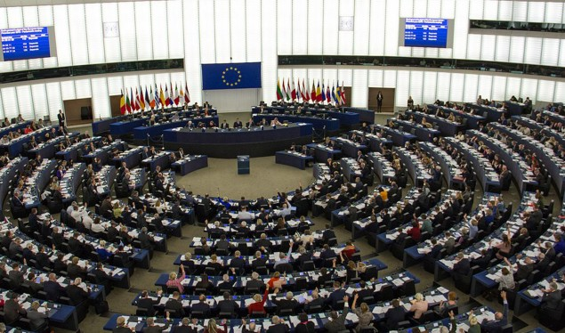 European Parliament with extraordinary resolution for negotiations with Macedonia