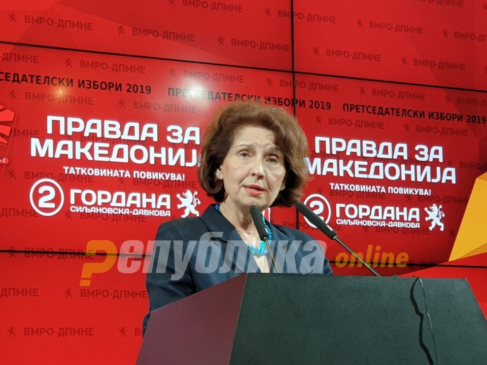 Siljanovska: We've developed a Western Balkans style of governance, with no checks or balances