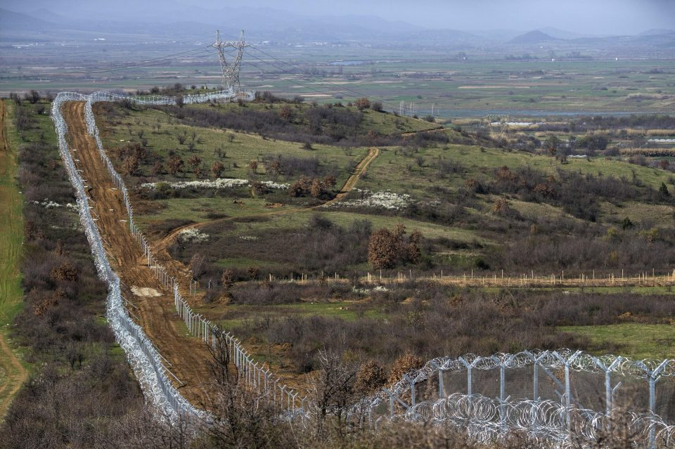 Two illegal migrants from Cuba arrested near Bitola