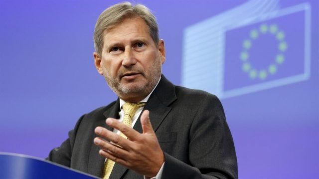Hahn: EU risks losing influence on Balkans