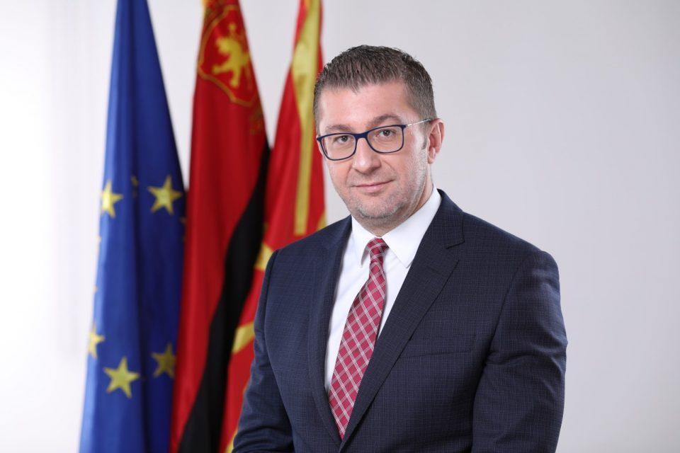 Mickoski to mark Day of Macedonian Revolutionary Struggle in Prilep
