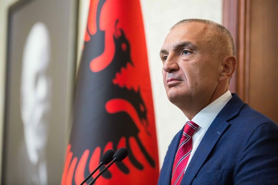 Despite the snub in Brussels, President Meta seeks to allay fears of Greater Albania