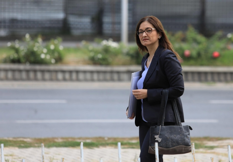 Supreme Court prepares to review the Special Prosecutor's case against former Interior Minister Gordana Jankuloska