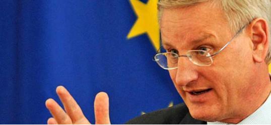 Bildt blasts France, the Netherlands and Denmark