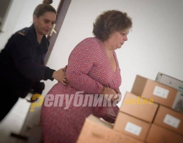 Katica Janeva remains hospitalized, her lawyer Frckoska asks that she is sent into house arrest