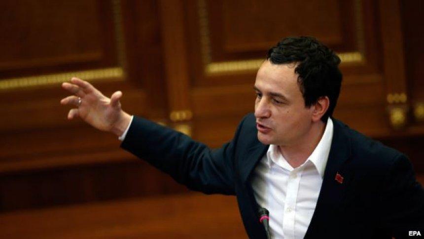 V4: Soros's ally may lead Kosovo