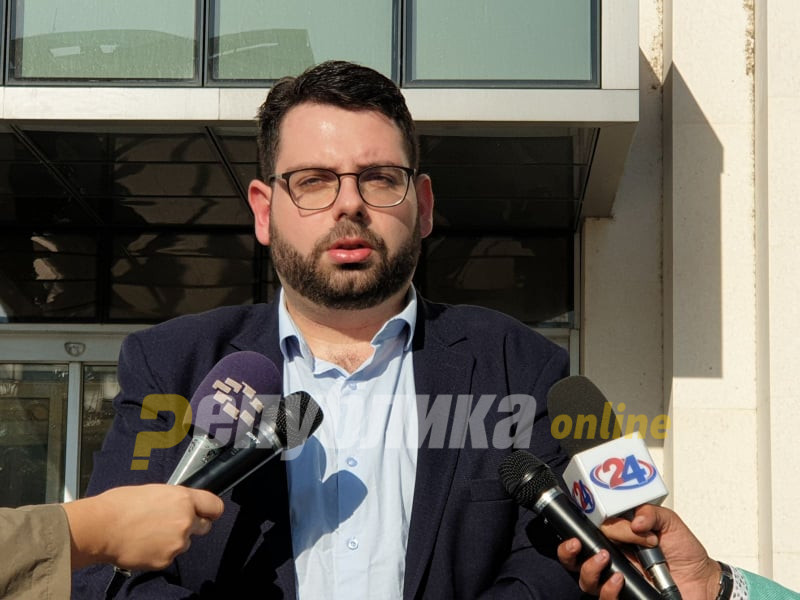 Investigative journalist Ljupco Zlatev refused police request to reveal the source of an audio tape revealing the brutal attack carried out by an SDSM Mayor