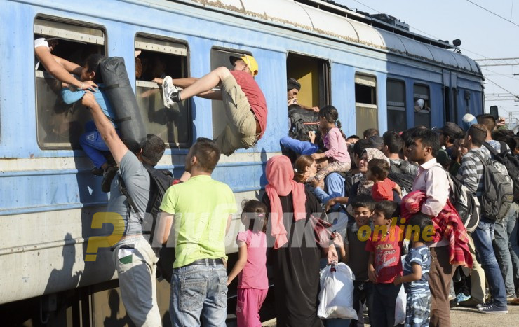 V4: High migration pressure at Hungary's borders