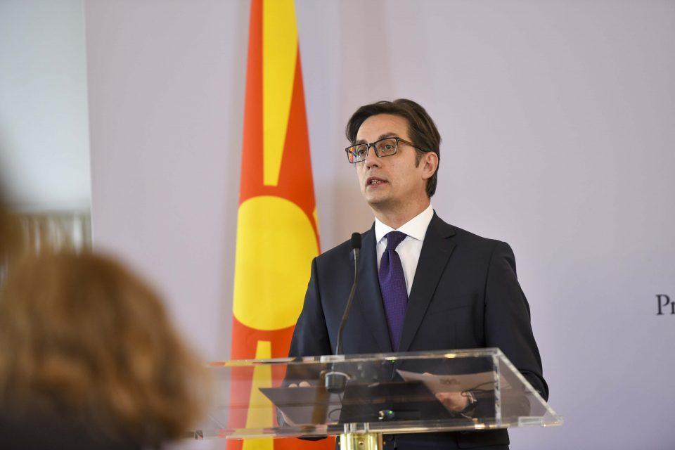 Pendarovski: It is time for Europe to reward us