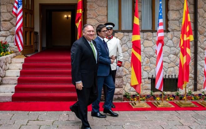 Pompeo welcomes ratification of NATO Protocol in the Senate