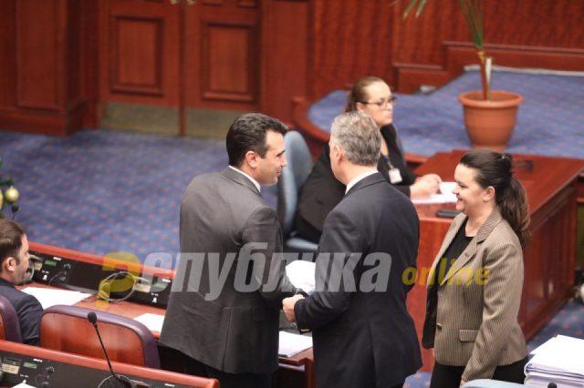 Zaev believes that Remenski will be found innocent