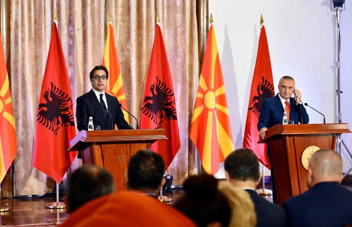 Meta and Pendarovski meet to reject all alternatives that fall short of full EU membership