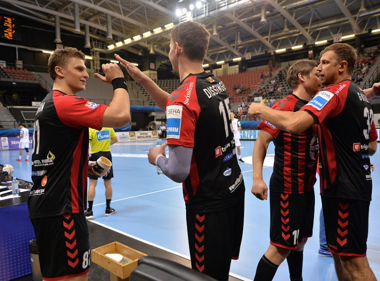 Vardar reaches the top of the SEHA league after an easy win against Tatran Presov