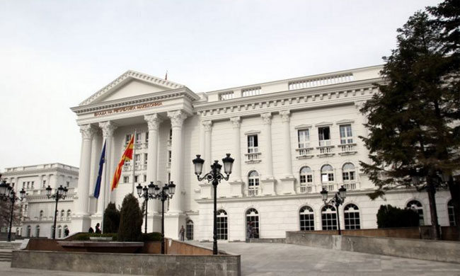 Przino government without Zaev as prime minister ahead of early elections