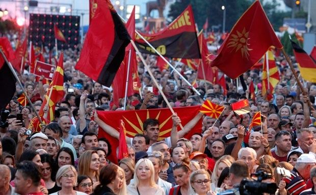 If elections were held today, VMRO would win by at least 100.000 votes over SDSM, Mickoski says
