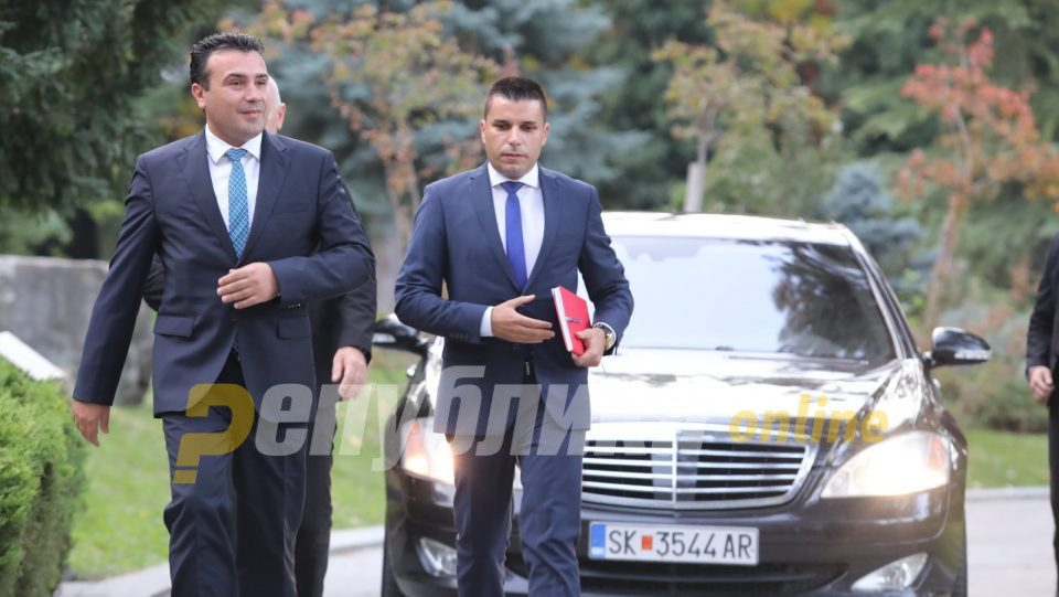 Zaev: Elections on April 12, census after that, SDSM accepts one electoral district