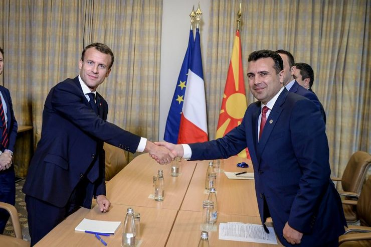 French veto looms over Macedonia