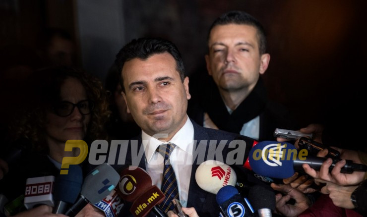 Zaev is afraid of opposition minister running the Interior Ministry for 100 days