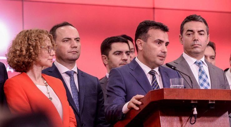 Nikoloski: Zaev, Osmani and Dimitrov are responsible for not getting date for accession talks