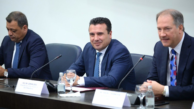 Zaev: This is unique time, we're next NATO member and we expect positive decision from EU