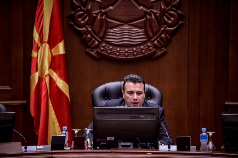 Defeated, Zaev flies back from Brussels, considers his options – including resignation