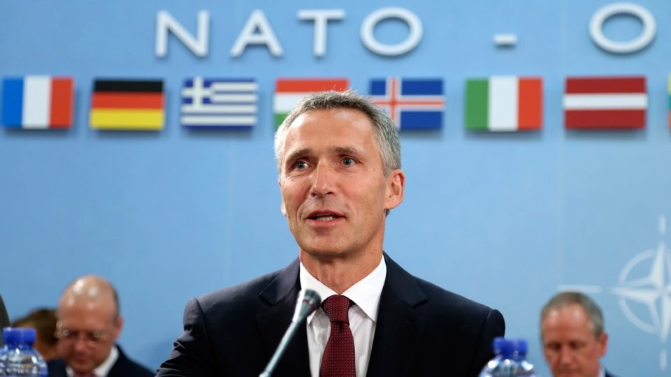 "Stoltenberg will speak to Macron about his ""NATO brain death"" comment"