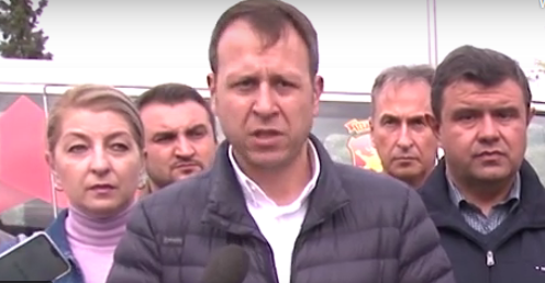 Janusev: Macedonia is being renewed, we will send Zaev to political history!