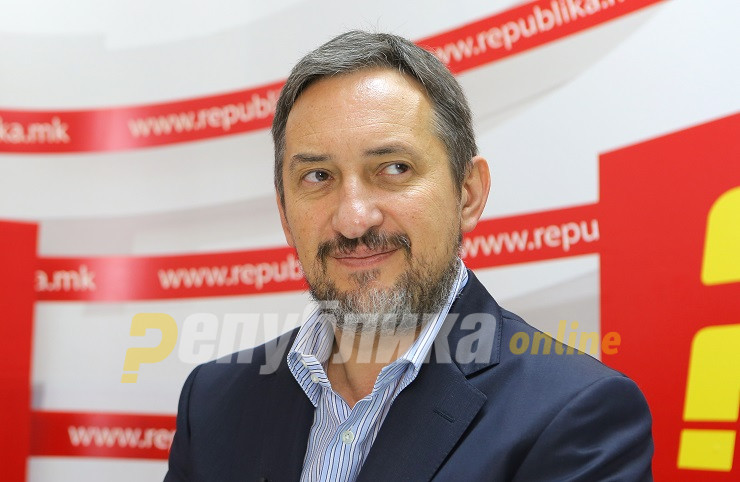 Ljubco Georgievski asks SEC to exclude SDSM, VMRO-DPMNE from upcoming elections
