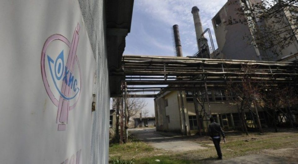 Acrid toxic spill in the defunct OHIS chemical plant spreads panic among citizens