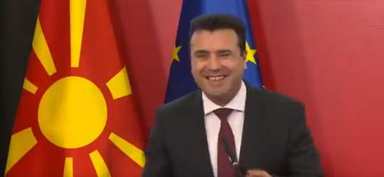 The outgoing Prime Minister finds the Shverceri rampage in MNT funny
