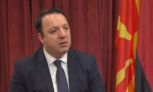 Nikoloski: Only an amateur or a person with serious baggage like Zaev could lump Macedonia with Albania