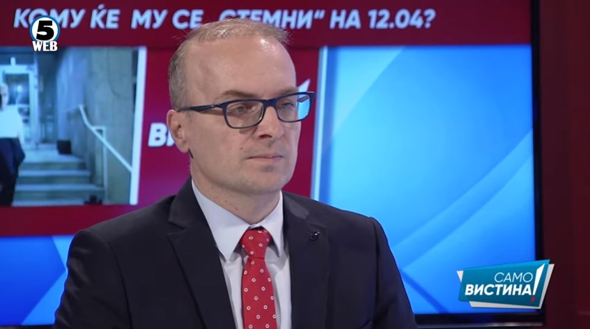 Milososki: SPO and SDSM-led government blackmailed VMRO-DPMNE with investigations