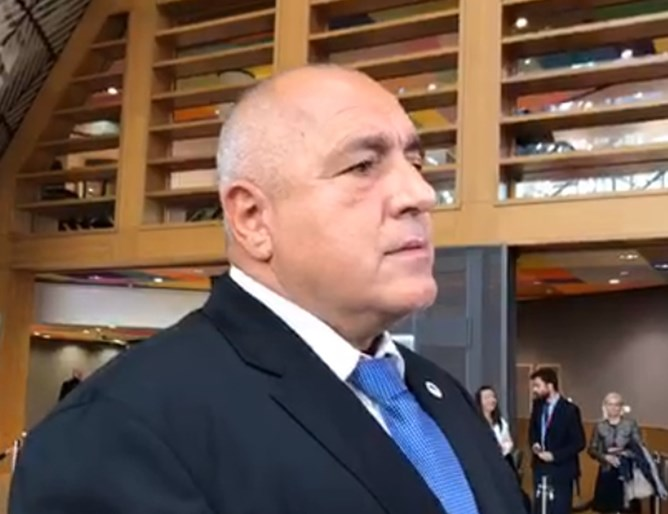 Plane carrying Bulgarian Prime Minister Borisov develops mid flight issues, but lands safely in Sofia