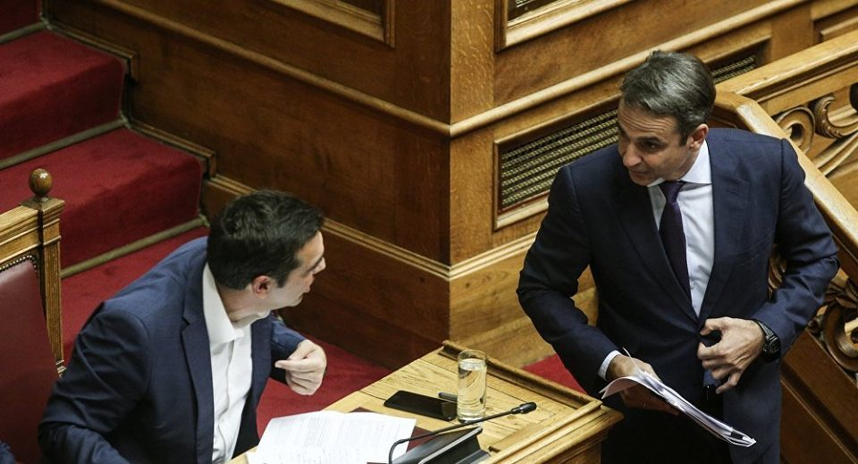 Tsipras to Mitsotakis MPs: Your leader will beg VMRO leader not to reject the agreement we signed