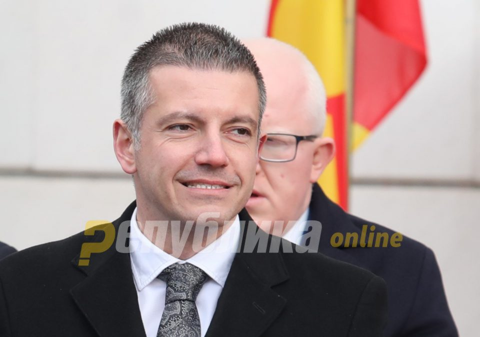 Mancevski: Employments will not stop because of the elections