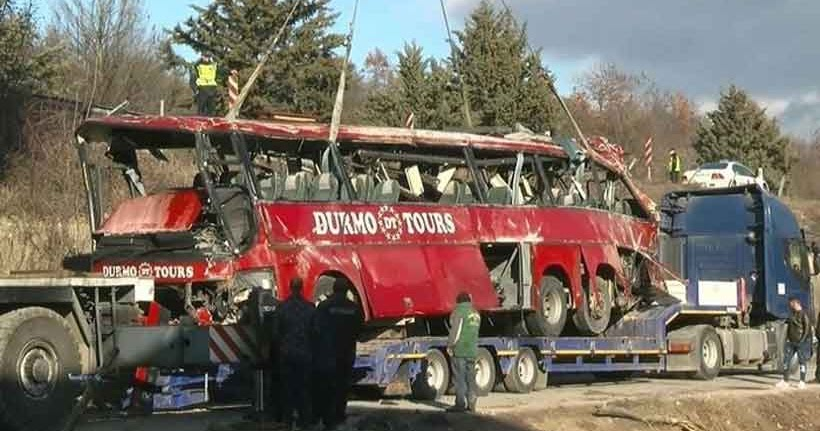 The fatal Gostivar bound bus had a device used to fool its speed sensors