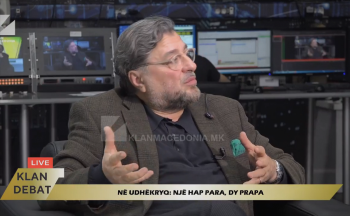 Frckoski sees SDSM losing the elections, says the party is in a bad mood