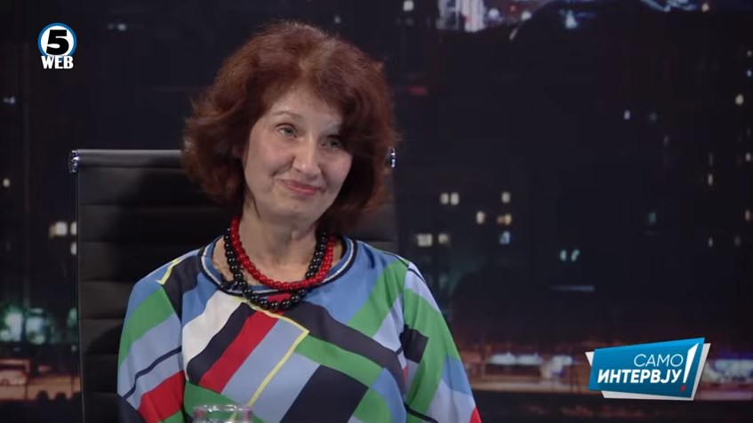 """Siljanovska: If you elect not well educated people, you can expect """"Racket"""" from them"""