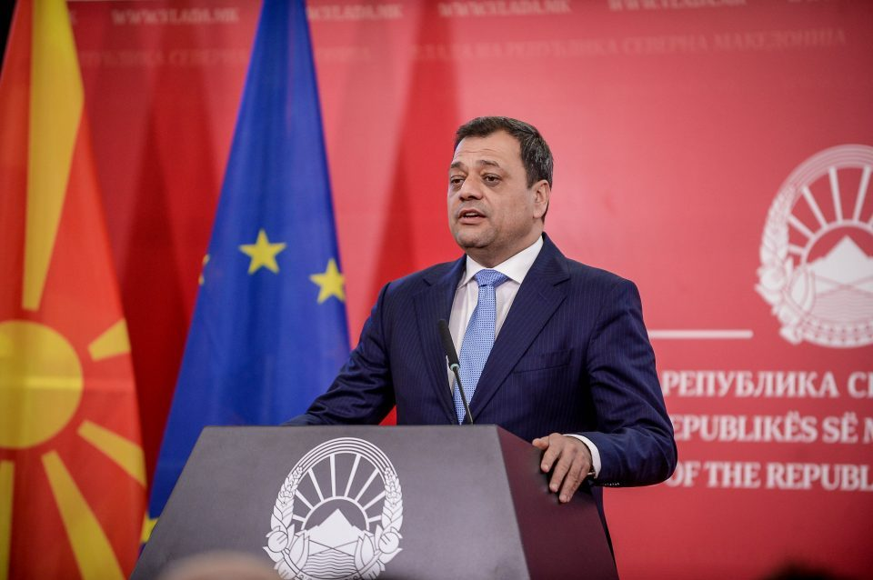 Zaev will ask the chambers of commerce to nominate a replacement for Angusev, who is leaving after his profits allegedly nosedived